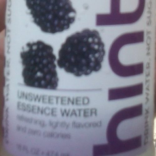 Hint Water, is not enjoyable