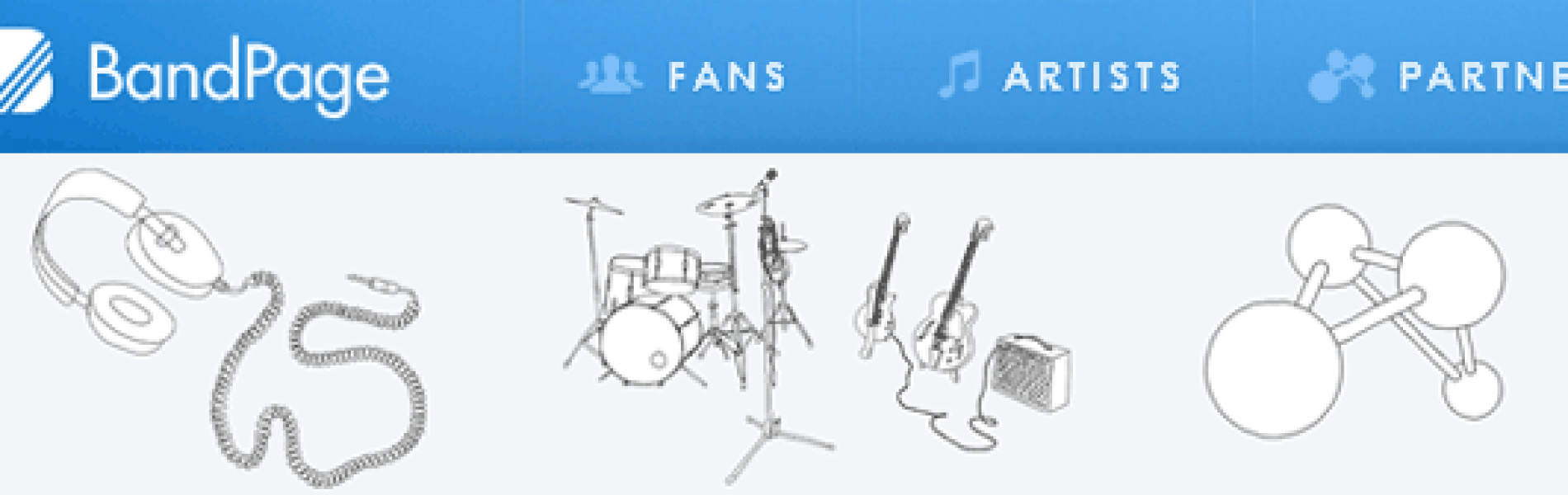 BandPage: A Platform for Poor Musicians