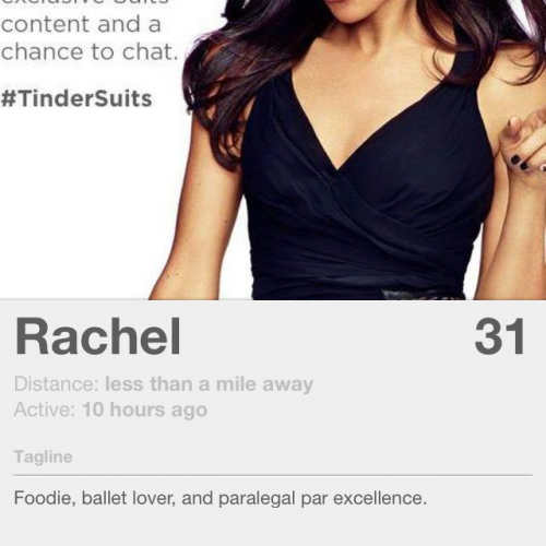 USA Spamming Tinder Users #TinderSuits