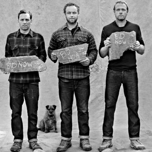 The Men Paid To Break In Designer Jeans