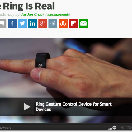The Ring Is Real and is Horrible