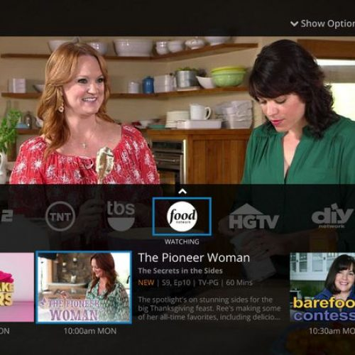 Dish's grand internet experiment is called Sling TV