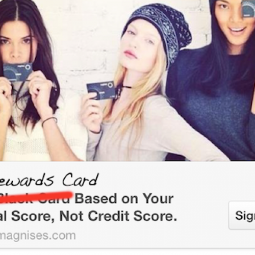 @Magnises Marketing still thinks it's a Black Card