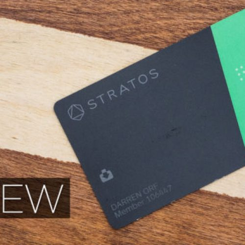 "Stratos Card Review Takeaways from ""Gizmodo"""