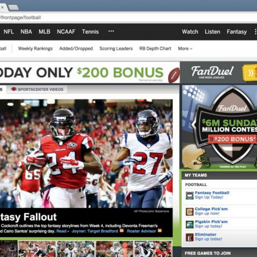 DraftKings Employee With Access To Inside Info Wins $350K At FanDuel