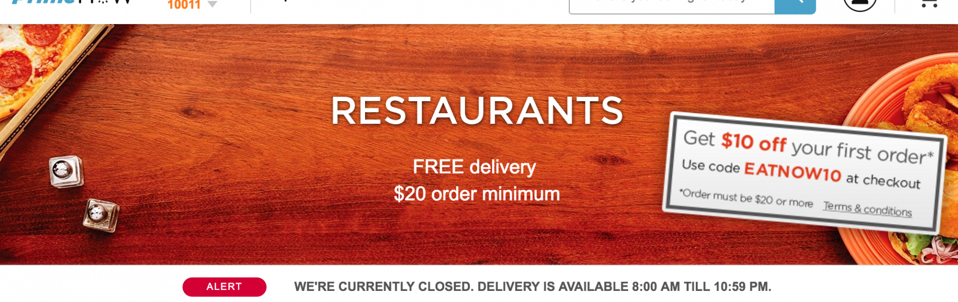 Amazon launches restaurant delivery while taking a big 27.5% from restaurants