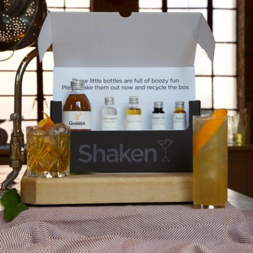 STARTUP FAIL: SHAKEN HAS SHUT DOWN