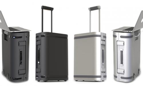 KICKSTARTER WARNING: The Samsara Carry-On Suitcase