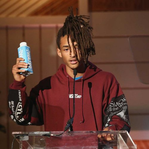 Jaden Smith's Recyclable Water Box Startup Might Sue Nike Next